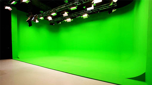 GREENBOX CHROMAKEY YEŞİL PERDE